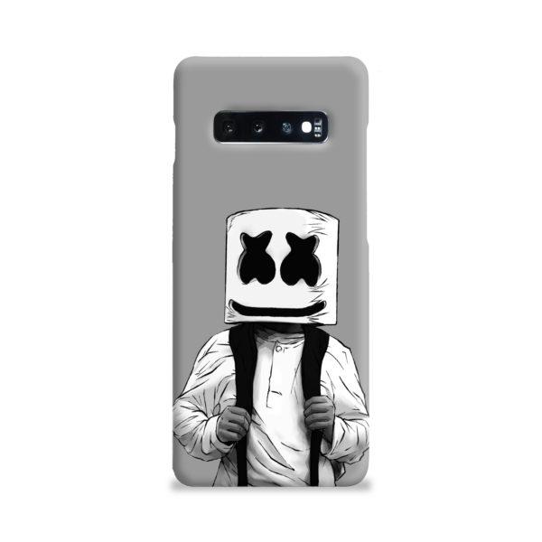 Fortnite Marshmallow Dj for Premium Samsung Galaxy S10 Plus Case Cover