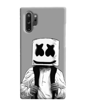 Fortnite Marshmallow Dj for Stylish Samsung Galaxy Note 10 Plus Case