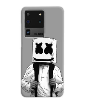 Fortnite Marshmallow Dj for Stylish Samsung Galaxy S20 Ultra Case