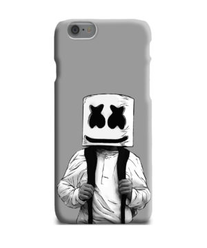 Fortnite Marshmallow Dj for Trendy iPhone 6 Plus Case