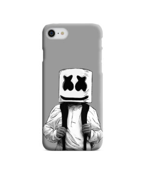 Fortnite Marshmallow Dj for Unique iPhone 7 Case