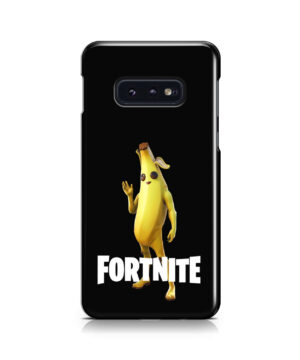 Fortnite Peely for Best Samsung Galaxy S10e Case