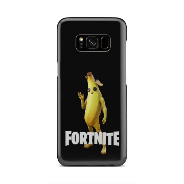 Fortnite Peely for Trendy Samsung Galaxy S8 Case