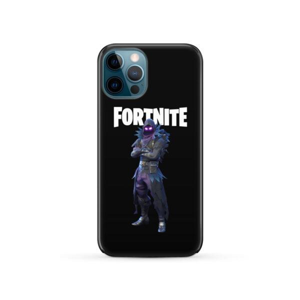 Fortnite Raven for Premium iPhone 12 Pro Case
