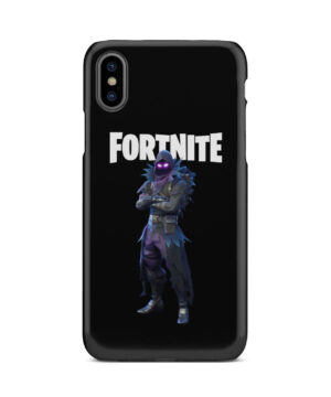Fortnite Raven for Premium iPhone X / XS Case