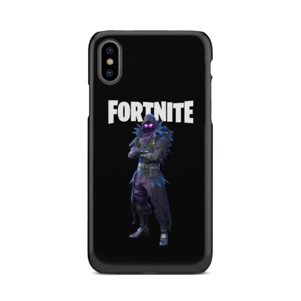 Fortnite Raven for Premium iPhone X / XS Case
