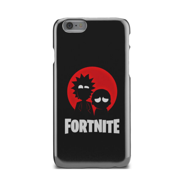 Fortnite Rick and Morty for Best iPhone 6 Case Cover