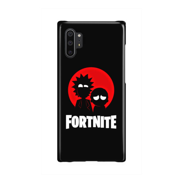 Fortnite Rick and Morty for Nice Samsung Galaxy Note 10 Plus Case