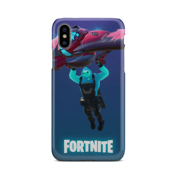 Fortnite Rippley for Simple iPhone X / XS Case
