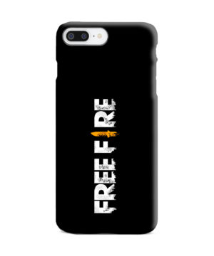 Free Fire Logo for Best iPhone 8 Plus Case
