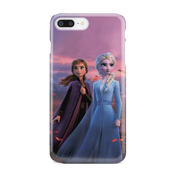 Frozen Elsa And Anna for Amazing iPhone 8 Plus Case