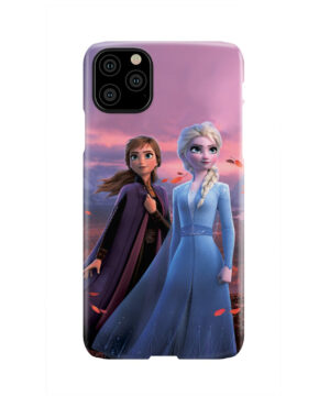 Frozen Elsa And Anna for Cute iPhone 11 Pro Max Case