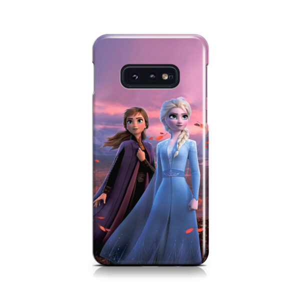 Frozen Elsa And Anna for Trendy Samsung Galaxy S10e Case