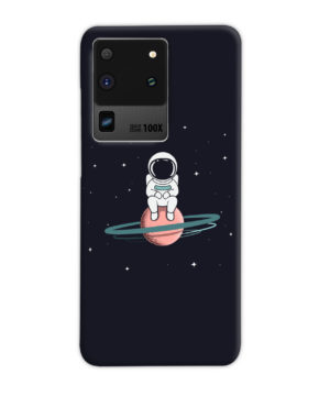 Funny Astronaut for Amazing Samsung Galaxy S20 Ultra Case Cover
