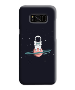 Funny Astronaut for Best Samsung Galaxy S8 Plus Case Cover