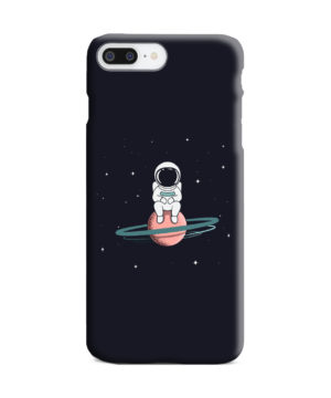 Funny Astronaut for Custom iPhone 8 Plus Case Cover