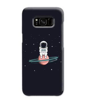 Funny Astronaut for Custom Samsung Galaxy S8 Case Cover