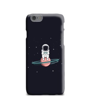 Funny Astronaut for Cute iPhone 6 Case Cover