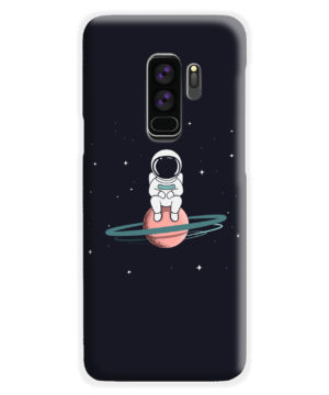 Funny Astronaut for Newest Samsung Galaxy S9 Plus Case