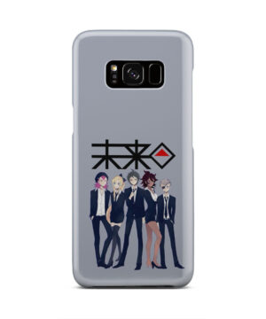 Future Foundation Danganronpa for Best Samsung Galaxy S8 Case Cover