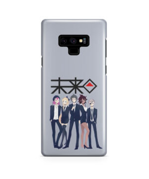 Future Foundation Danganronpa for Cute Samsung Galaxy Note 9 Case