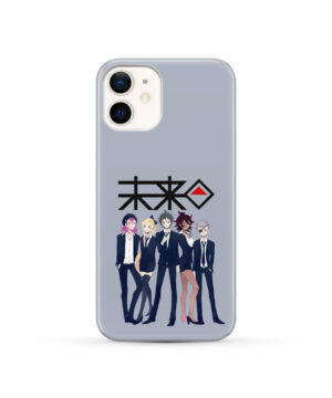 Future Foundation Danganronpa for Personalised iPhone 12 Case