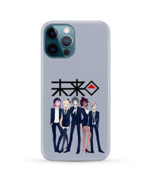 Future Foundation Danganronpa for Simple iPhone 12 Pro Max Case Cover