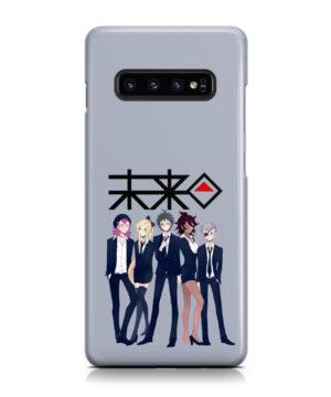 Future Foundation Danganronpa for Stylish Samsung Galaxy S10 Case Cover