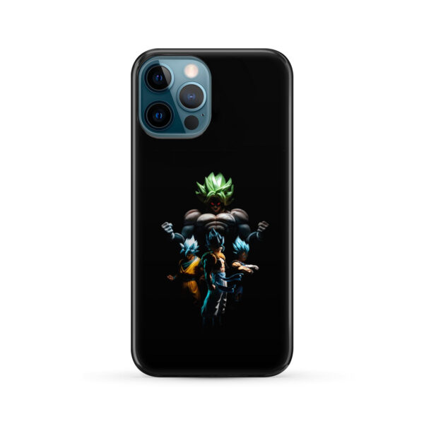 Goku Dragon Ball Heroes for Best iPhone 12 Pro Max Case Cover