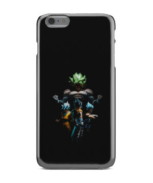 Goku Dragon Ball Heroes for Custom iPhone 6 Plus Case