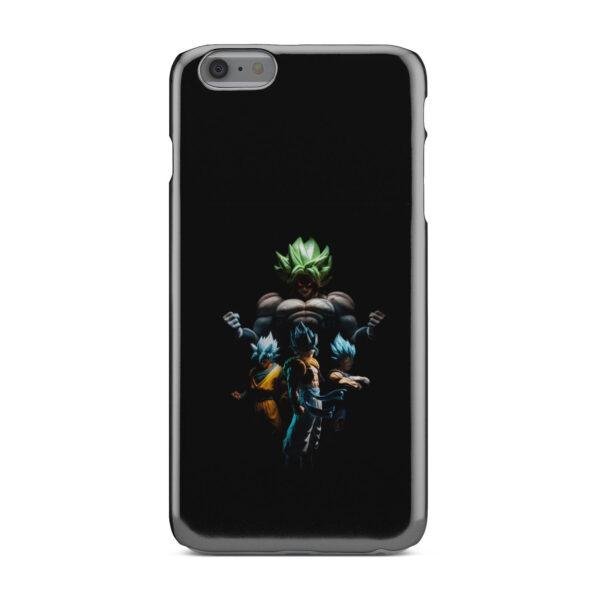 Goku Dragon Ball Heroes for Custom iPhone 6 Plus Case