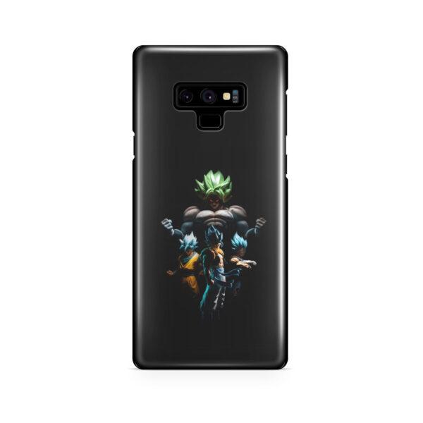 Goku Dragon Ball Heroes for Custom Samsung Galaxy Note 9 Case Cover