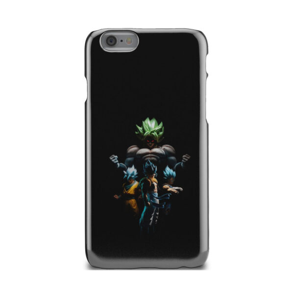 Goku Dragon Ball Heroes for Simple iPhone 6 Case