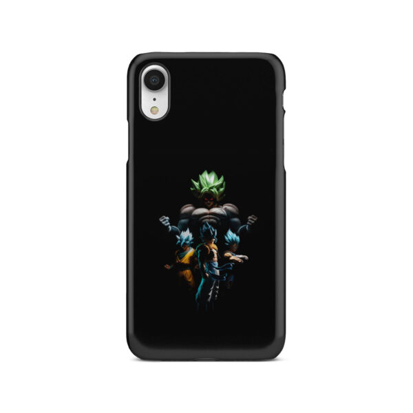 Goku Dragon Ball Heroes for Stylish iPhone XR Case Cover