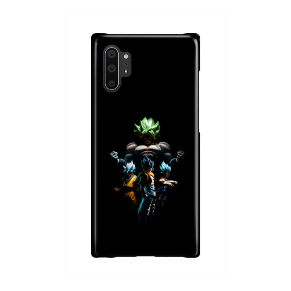 Goku Dragon Ball Heroes for Trendy Samsung Galaxy Note 10 Plus Case