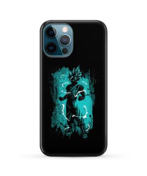 Goku Super Ultra Instinct for Amazing iPhone 12 Pro Max Case Cover