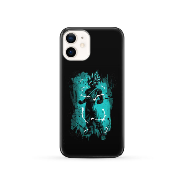 Goku Super Ultra Instinct for Beautiful iPhone 12 Case