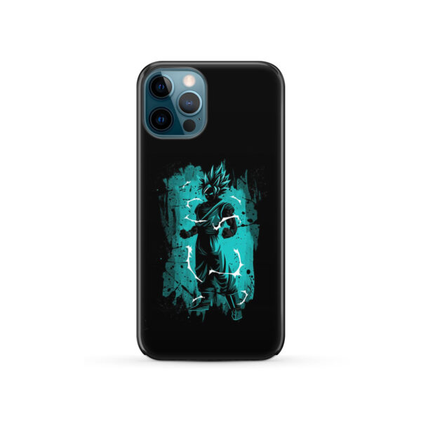 Goku Super Ultra Instinct for Beautiful iPhone 12 Pro Case Cover