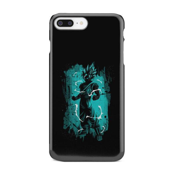 Goku Super Ultra Instinct for Beautiful iPhone 8 Plus Case