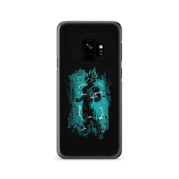 Goku Super Ultra Instinct for Best Samsung Galaxy S9 Case