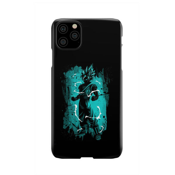Goku Super Ultra Instinct for Customized iPhone 11 Pro Max Case Cover