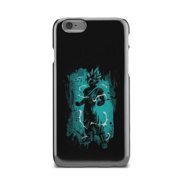 Goku Super Ultra Instinct for Cute iPhone 6 Case Cover