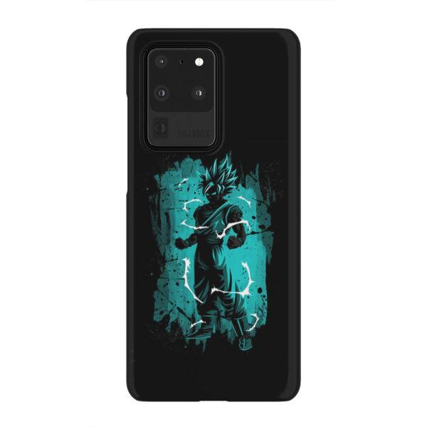 Goku Super Ultra Instinct for Cute Samsung Galaxy S20 Ultra Case Cover