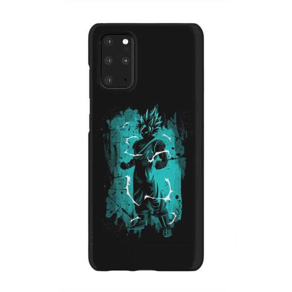 Goku Super Ultra Instinct for Newest Samsung Galaxy S20 Plus Case