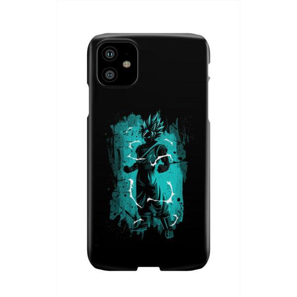 Goku Super Ultra Instinct for Nice iPhone 11 Case Cover