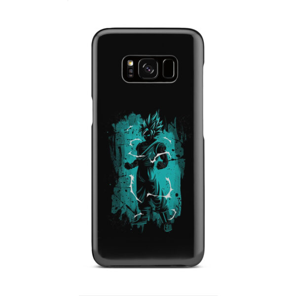 Goku Super Ultra Instinct for Personalised Samsung Galaxy S8 Case Cover