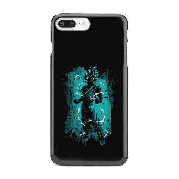 Goku Super Ultra Instinct for Simple iPhone 7 Plus Case