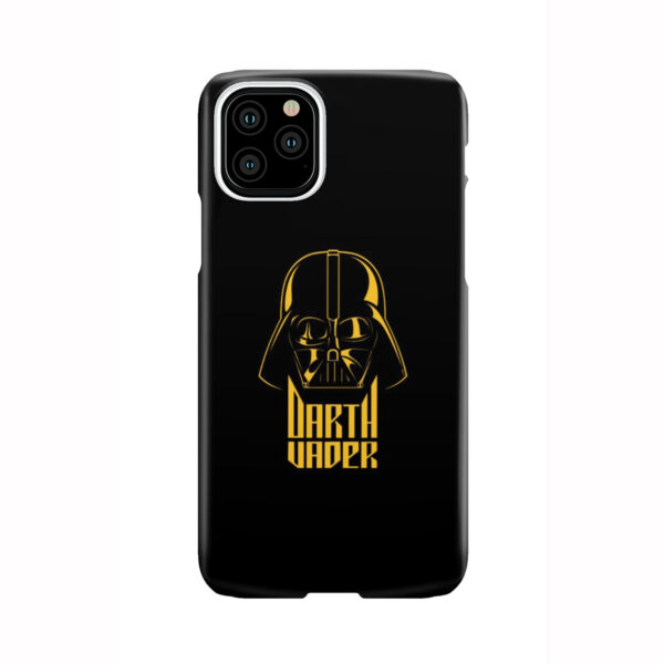 Gold Darth Vader for Cool iPhone 11 Pro Case Cover