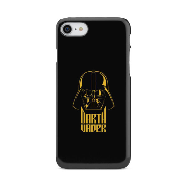 Gold Darth Vader for Unique iPhone 8 Case