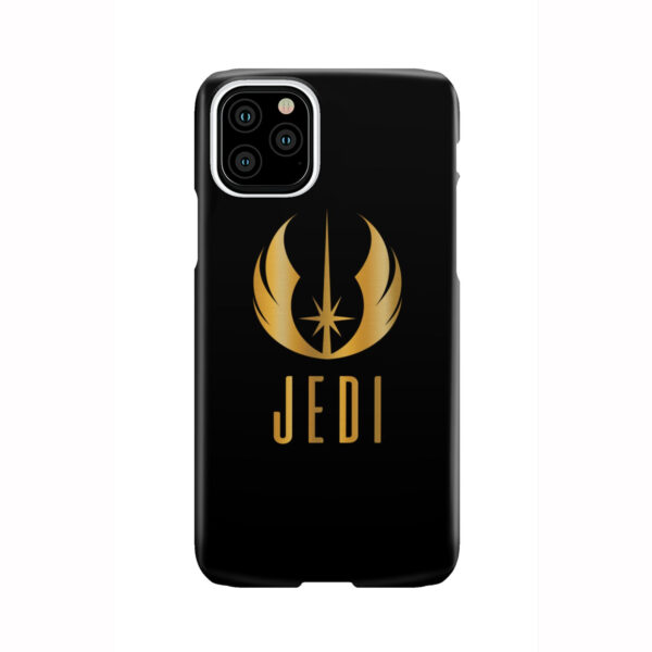 Gold Jedi Fallen Symbol for Beautiful iPhone 11 Pro Case Cover